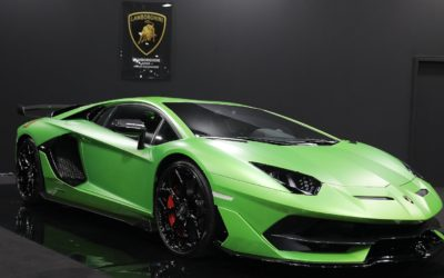 illustration Lamborghini