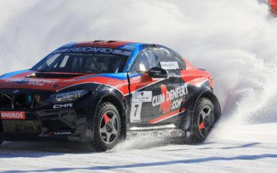 Sport auto neige